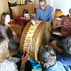 What is Sacred Drumming? The awakening of drum healing in ceremony is fulfilling a deep need for our modern society in which close family and community ties are in decline.